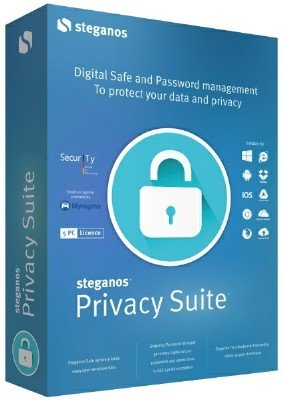Steganos Privacy Suite 19.0.2 Revision 12306 DC 24.04.2018