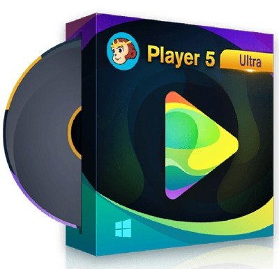 DVDFab Player Ultra 5.0.1.1 + Rus