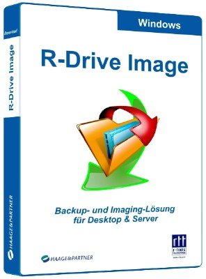 R-Drive Image 6.2 Build 6205 BootCD