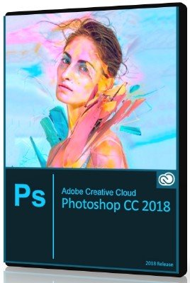 Adobe Photoshop CC 2018 19.1.4.56638 Portable by XpucT