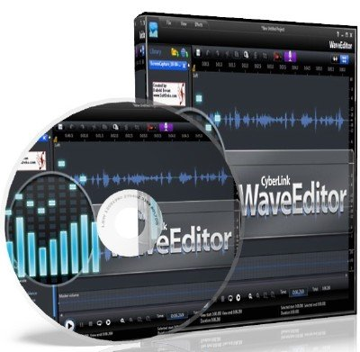 CyberLink WaveEditor 2.1.9913.0 + Rus