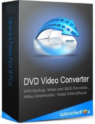 WonderFox DVD Video Converter 15.1
