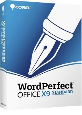 Corel WordPerfect Office X9 Standard 19.0.0.325
