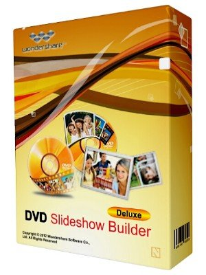 Wondershare DVD Slideshow Builder Deluxe 6.7.1 + Rus