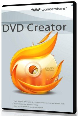 Wondershare DVD Creator 5.0.0.13