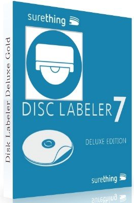 SureThing Disk Labeler Deluxe Gold 7.0.84.0