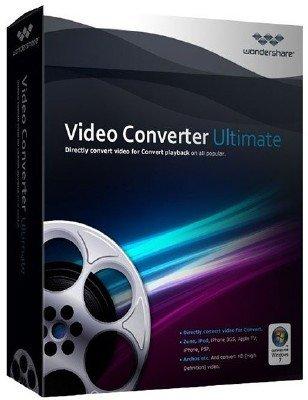 Wondershare Video Converter Ultimate 10.2.6.168 + Rus