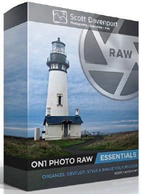 ON1 Photo RAW 2018.5 12.5.0.5533