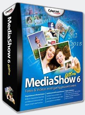 CyberLink MediaShow Ultra 6.0.11304 + Rus