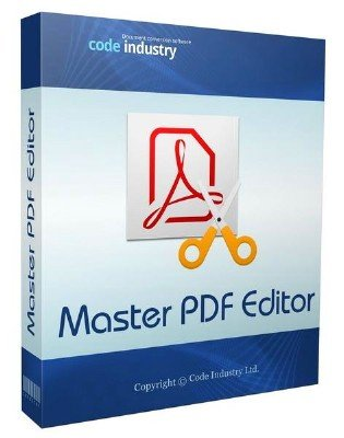 Master PDF Editor 5.0.25