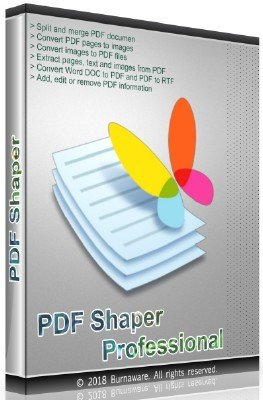 PDF Shaper Professional / Premium 8.4 Final