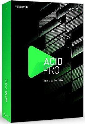 MAGIX ACID Pro 8.0.5 Build 226