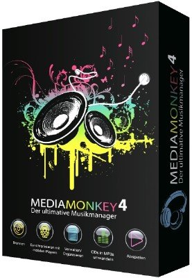 MediaMonkey Gold 4.1.21.1875 Final