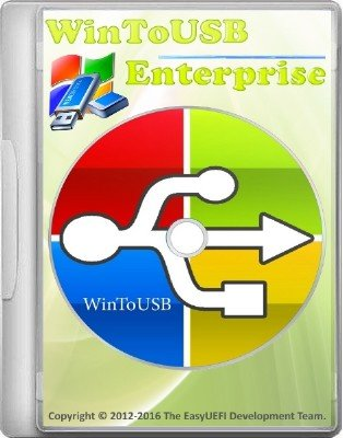WinToUSB Enterprise 4.1 Final