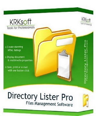 Directory Lister Pro 2.29 Enterprise Edition