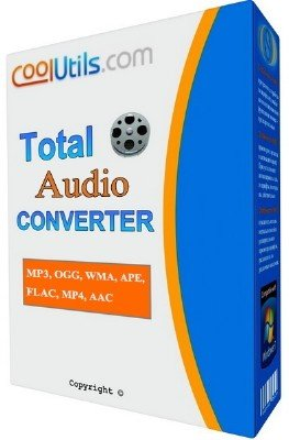 CoolUtils Total Audio Converter 5.3.0.167