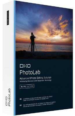 DxO PhotoLab 1.2.1 Build 3131 Elite + Rus