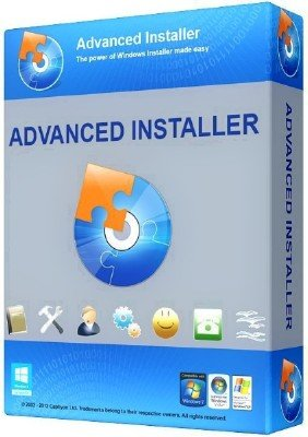 Advanced Installer Architect 15.1