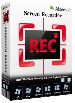 Aiseesoft Screen Recorder 2.1.6 + Rus
