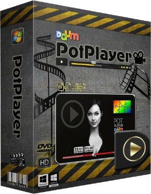 Daum PotPlayer 1.7.13622 Stable