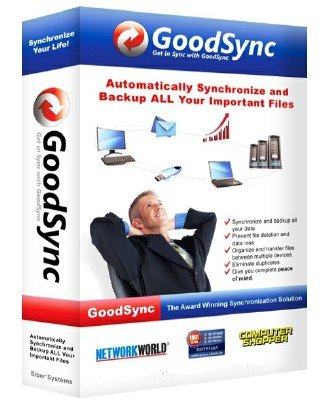 GoodSync Enterprise 10.9.3.3
