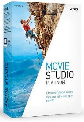 MAGIX VEGAS Movie Studio Platinum 15.0.0.146 + Rus