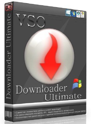 VSO Downloader Ultimate 5.0.1.54