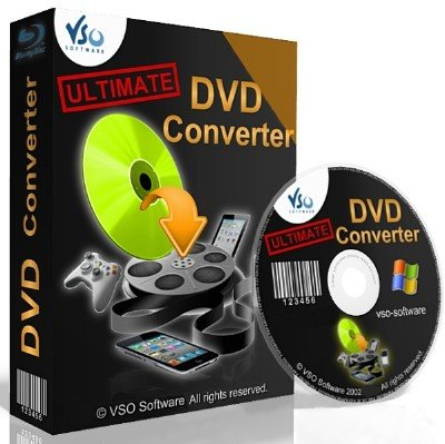 VSO DVD Converter Ultimate 4.0.0.91 Final