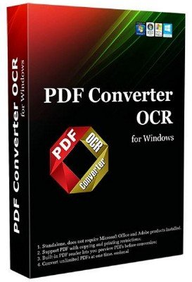 Lighten PDF Converter OCR 6.1.1