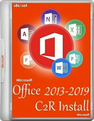 Office 2013-2019 C2R Install / Lite 6.4.1.1 Portable