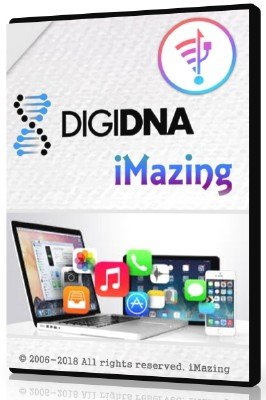 DigiDNA iMazing 2.5.7