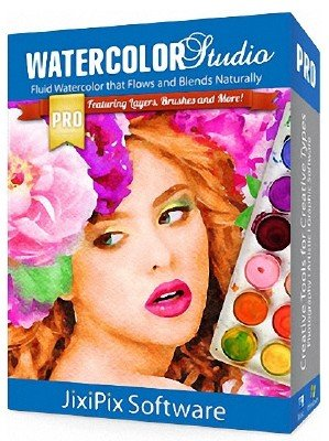 Jixipix Watercolor Studio 1.3.3