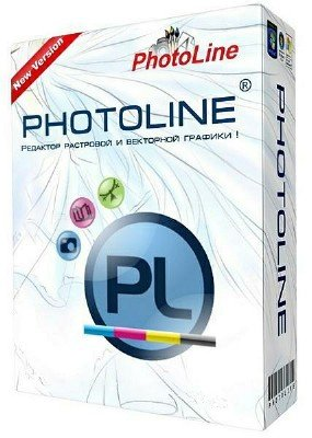 PhotoLine 21.01 + Portable + Rus