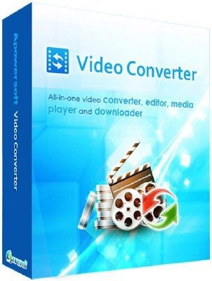 Apowersoft Video Converter Studio 4.7.9 (Build 08/30/2018)