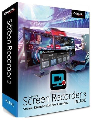CyberLink Screen Recorder Deluxe 3.1.0.4726