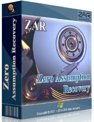 Zero Assumption Recovery 10.0 Build 1219 Technician Edition