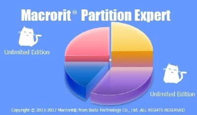 Macrorit Partition Expert 5.3.0 Unlimited / Technician + Portable