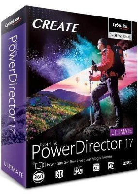 CyberLink PowerDirector Ultimate 17.0.2126.0 + Rus