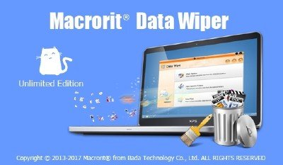 Macrorit Data Wiper 4.3.9 Unlimited Edition + Portable