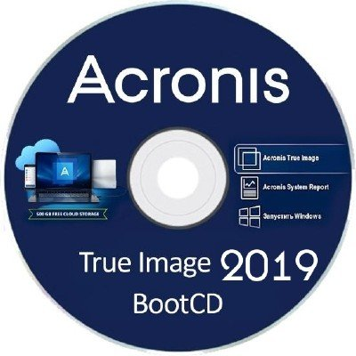Acronis True Image 2019 Build 14690 Final BootCD