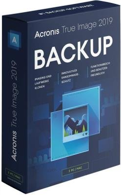 Acronis True Image 2019 Build 14690 RePack by KpoJIuK