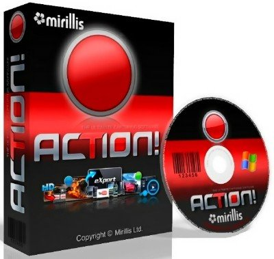 Mirillis Action! 3.7.2.0 Final