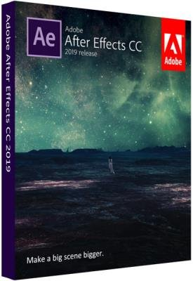 Adobe After Effects CC 2019 16.0.1.48 by m0nkrus