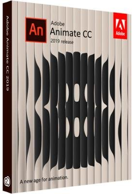 Adobe Animate CC 2019 19.1.0.349 by m0nkrus