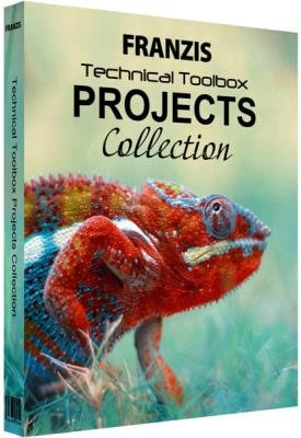 Franzis Technical Toolbox Projects Collection 1.0.0 + Rus