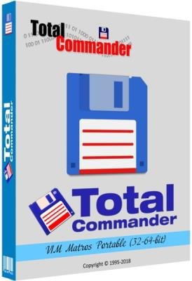 Total Commander 9.22 VIM 36 Matros Portable