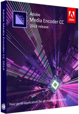 Adobe Media Encoder CC 2019 13.1.0 Portable by punsh