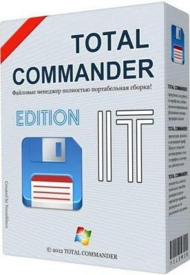 Total Commander 9.22a IT Edition 4.0 Final