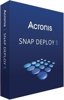 Acronis Snap Deploy 5.0.1924 + BootCD
