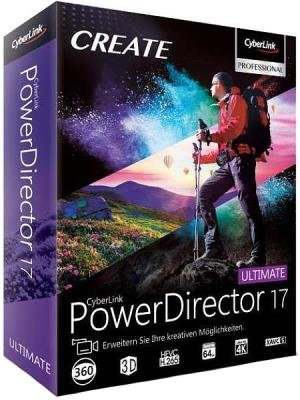 CyberLink PowerDirector Ultimate 17.0.2727.0 + Rus